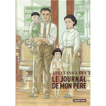 Le journal de mon p re cartonn jir taniguchi achat - Le journal des femmes cuisine mon livre ...