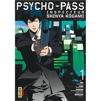 [ANIME/FILM/MANGA] Psycho-Pass 1540-1