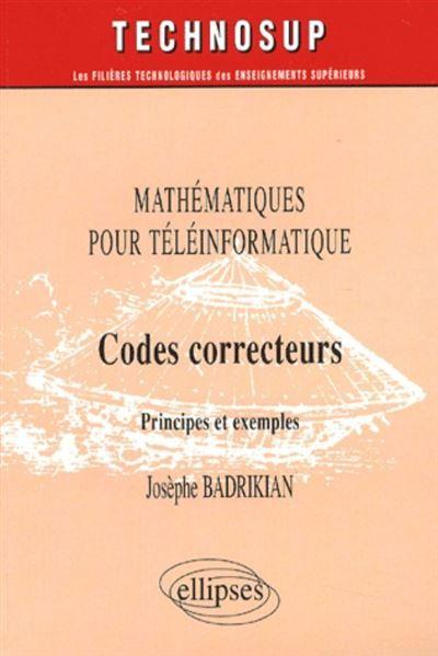 Codes correcteurs