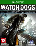 Watch Dogs Edition Spéciale Fnac Xbox One
