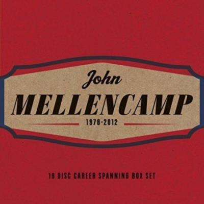 John Mellencamp (1978-2012) - Coffret, 19 CD (Edition limité)