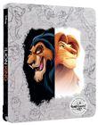 Le Roi Lion - 4K Ultra HD + Blu-ray - Édition boîtier SteelBook