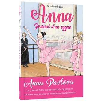 Anna, journal d'un cygne - Tome 1 : Premiers pas à l'école de ballet