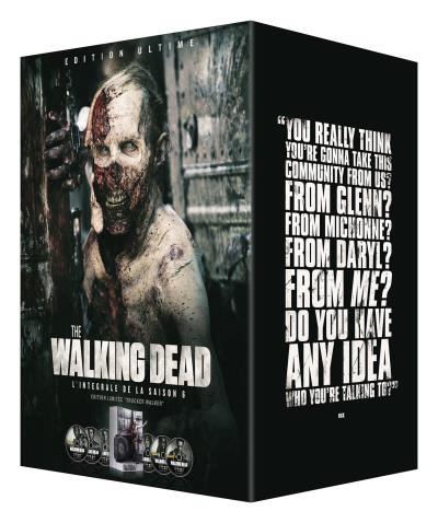 The Walking Dead Saison 6 Edition ultime limitée Blu-ray