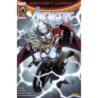 Secret Wars - Tome 4 : Avengers