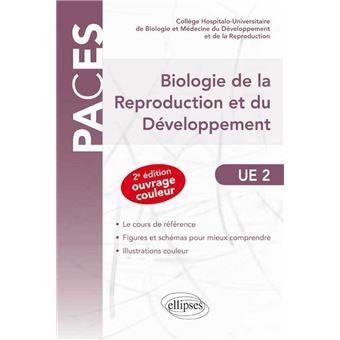 UE2 biologie de la reproduction et du développement