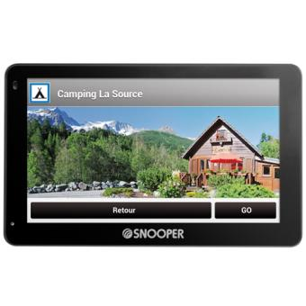 gps snooper cc2200 europe 46 pays camping cars caravanes info trafic gratuit vie gps. Black Bedroom Furniture Sets. Home Design Ideas