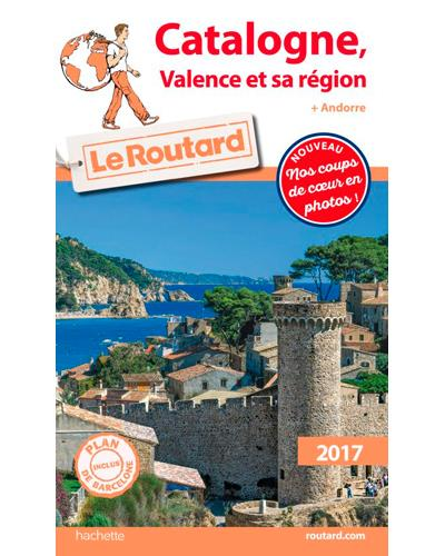 Image accompagnant le produit Guide du Routard Catalogne, Valence et sa région