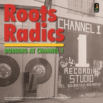Dubbing At Channel 1 The Roots Radics Vinyl Album