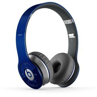 casque beats by dr dre wireless bleu casque audio top prix sur. Black Bedroom Furniture Sets. Home Design Ideas