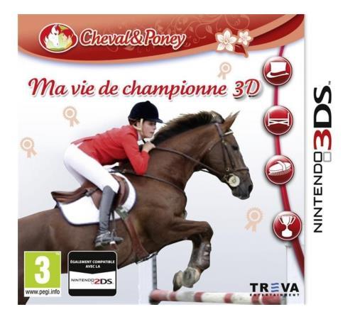 Ma vie de championne 3DS - Nintendo 3DS