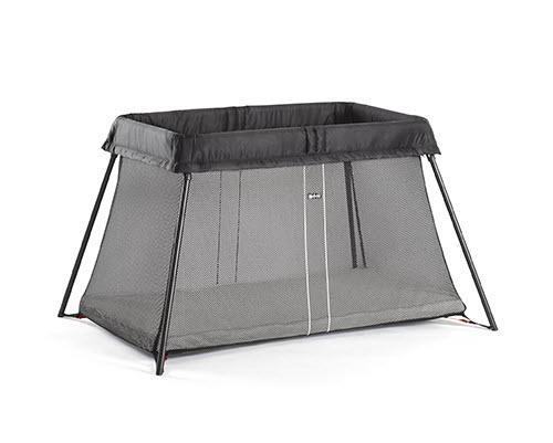 Lit Parapluie Light BabyBjörn Noir pour 215€