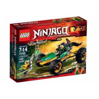 Ninjago buggy de la jungle 70755 LEGO Jouet EurekaKids