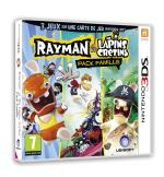 Rayman et les Lapins Crétins Pack Famille pour Nintendo 3DS - Nintendo 3DS