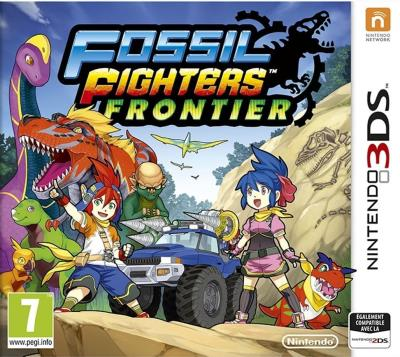 Fossil Fighters Frontier 3DS - Nintendo 3DS