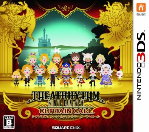 Theatrhythm Final Fantasy : Curtain Call 3DS - Nintendo 3DS
