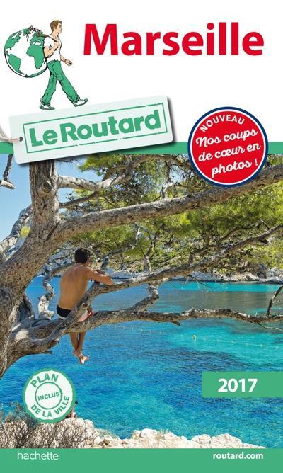 Image accompagnant le produit Guide du Routard Marseille
