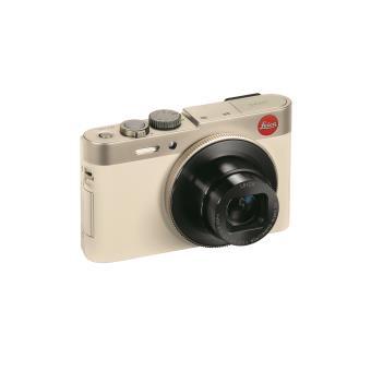 compact leica c light gold appareil photo numérique compact leica