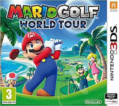 Mario Golf - World Tour - Nintendo 3DS