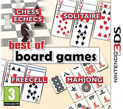 Best of Board Games 3DS - Nintendo 3DS
