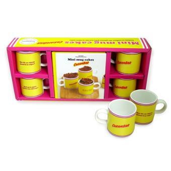 Mini Mug Cake Carambar