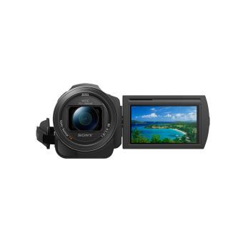 cam scope sony 4k handycam fdr ax33 wifi nfc noir cam scope carte m moire acheter sur. Black Bedroom Furniture Sets. Home Design Ideas
