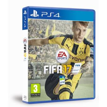 fifa 17 ps4 sur playstation 4 jeux vid o achat prix. Black Bedroom Furniture Sets. Home Design Ideas