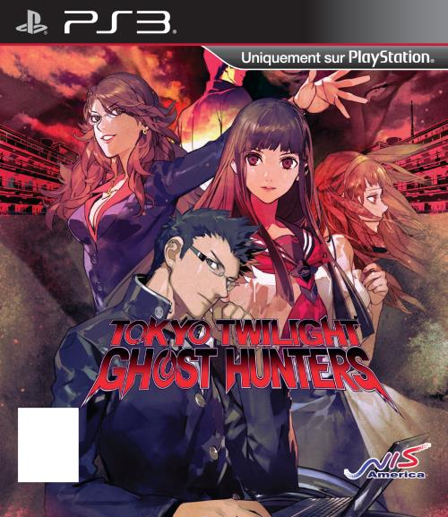 Tokyo Twilight Ghost Hunters PS 3 - PlayStation 3