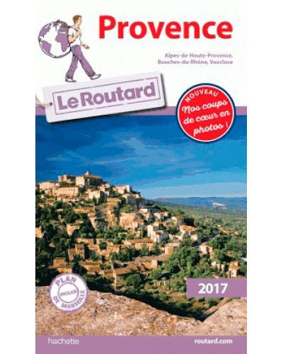 Image accompagnant le produit Guide du Routard Provence