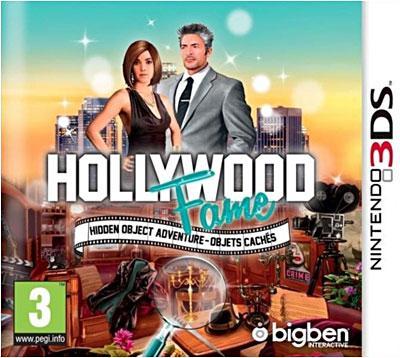 Hollywood Fame 3DS - Nintendo 3DS