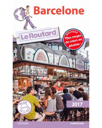 Image accompagnant le produit Guide du Routard Barcelone