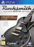 Rocksmith 2014 + C�ble PS4 - PlayStation 4