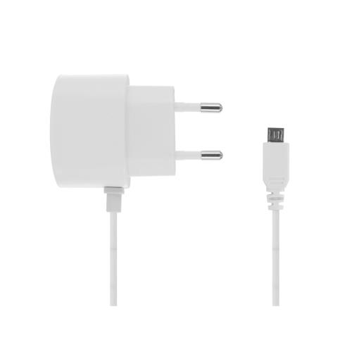 Fnaccom Chargeur Secteur Blueway Micro Usb Blanc Charge1881