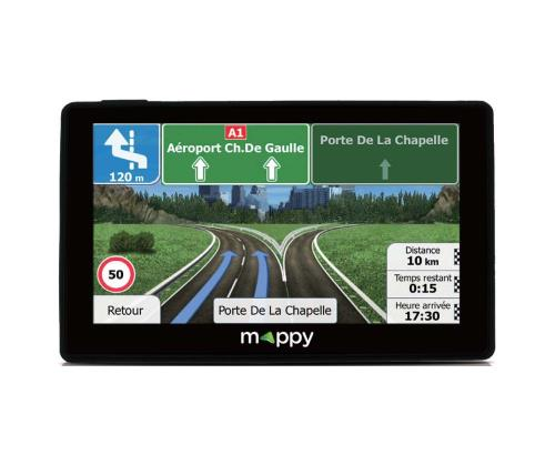 GPS Mappy Ulti E538 Europe 14 pays Cartographie à vie