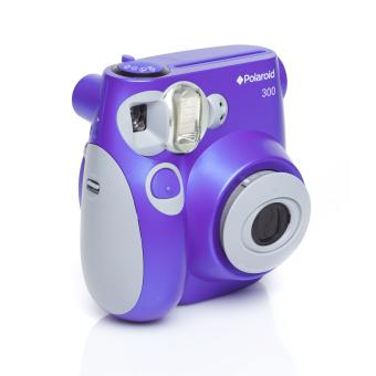 polaro d pic300 violet appareil photo instantan achat. Black Bedroom Furniture Sets. Home Design Ideas