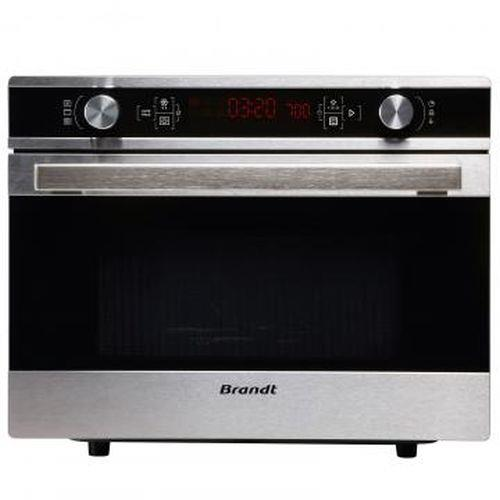 brandt micro ondes combin vapeur 3 ce3620x inox micro electrom nager. Black Bedroom Furniture Sets. Home Design Ideas