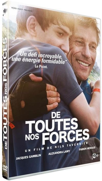De toutes nos forces / Nils Tavernier, Réal. | Tavernier, Nils. Monteur