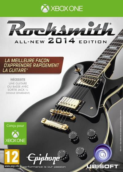 Rocksmith 2014 + Câble Xbox One - Xbox One