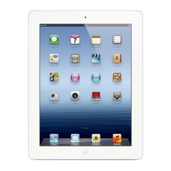 apple ipad 3 3g wi fi 3g 16gb blanc reconditionn par apple tablette tactile achat. Black Bedroom Furniture Sets. Home Design Ideas