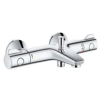 Mitigeur thermostatique bain douche grohe grohtherm 800 34569000 robinetterie achat prix - Prix robinet thermostatique douche grohe ...