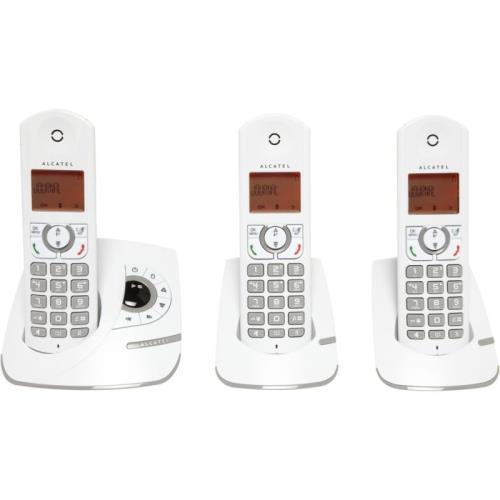 Téléphone Alcatel F330 Voice Trio Bleu