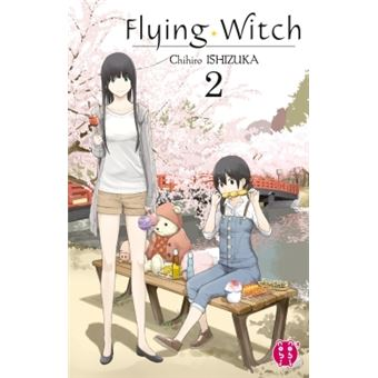 [MANGA / ANIME] Flying Witch 1540-1