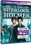 Sherlock Holmes - Warner Ultimate (Blu-ray + Copie digitale UltraViolet) (Blu-Ray)