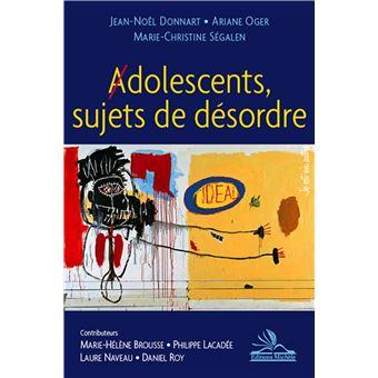 Plus de sujets adolescents