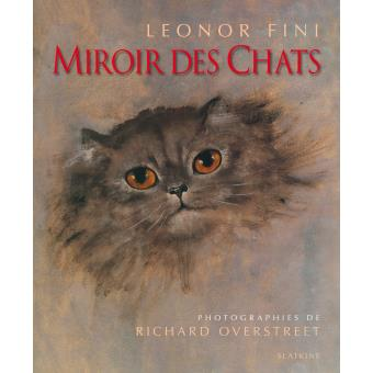 miroir des chats reli leonor fini achat livre