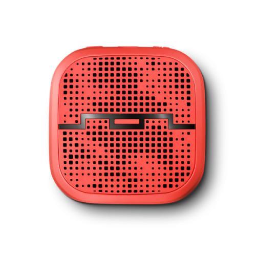 Mini Enceinte Sol Republic Punk Bluetooth Rouge