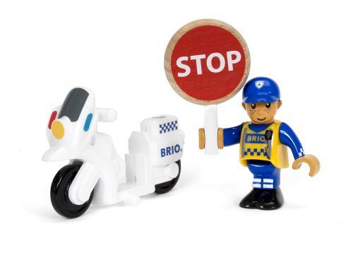 La moto de police se faufile facilement quand la circulation est dense. Vous êtes la policière la plus rapide du coin et vous vous arrêtez pour aider ceux qui ont besoin de vous. Ici, par exemple, à l´école : utilisez le panneau de circulation pour faire