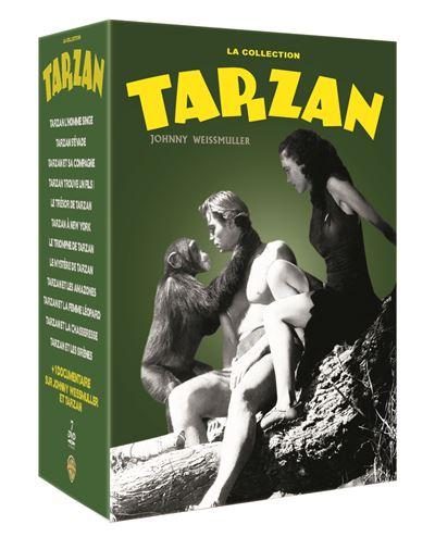 Tarzan - Coffret 12 Films - Edition Limitée