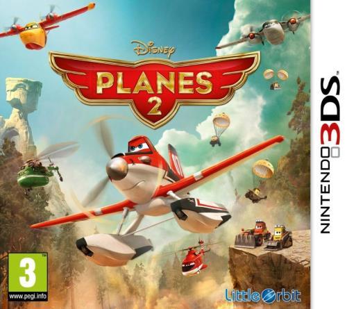 Planes: Mission Canadair 3DS - Nintendo 3DS