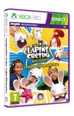 Les Lapins Crétins Invasion : La Série Télé Interactive Xbox 360